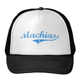 Machias Maine Classic Design Hat