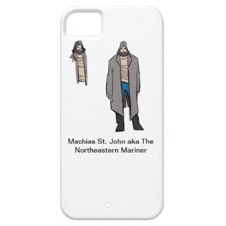 Machias St. John iPhone 5/5s Case