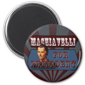 Machiavelli for President Refrigerator Magnets