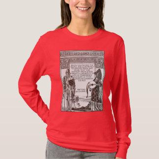 Machiavelli Quote on Gun Control T-Shirt