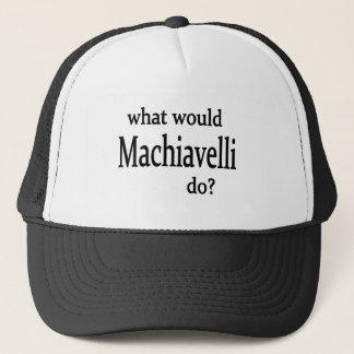 Machiavelli Trucker Hat