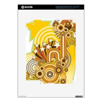 Machine Design Skin For iPad 3