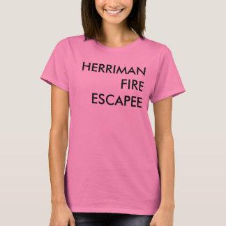 Machine Gun Fire Humor T-Shirt