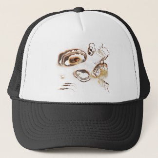 Machine Gun Fire Humor Trucker Hat