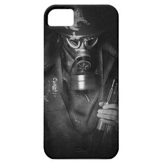 machine gun man iPhone SE/5/5s case