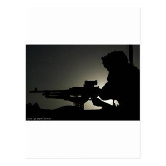 MACHINE GUN POSTCARDS