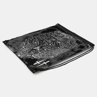 Machine Head Drawstring Bag