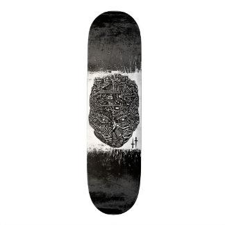 Machine Head Skateboard Deck