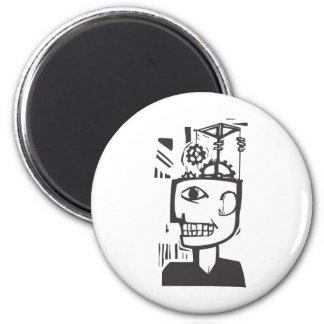 Machine Mind Magnet