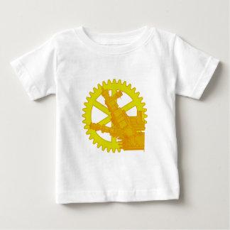 Machine parts machine pieces baby T-Shirt