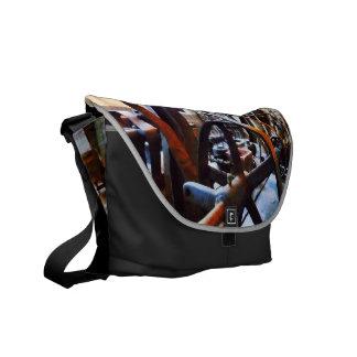 Machine Shop Messenger Bag