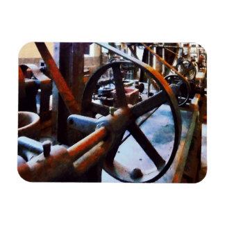 Machine Shop Flexible Magnets