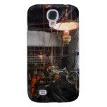Machine Shop With Lantern Samsung Galaxy S4 Cover