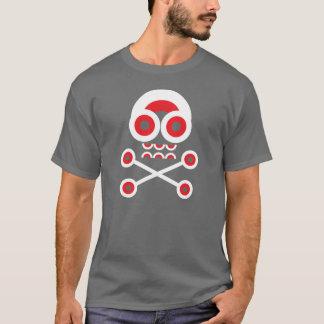 Machine Skull T T-Shirt