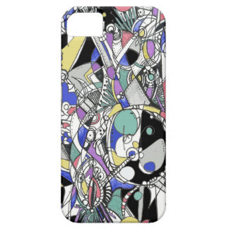 Machine Tech One iPhone SE/5/5s Case