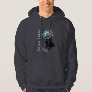 Machine Thinker Hoodie