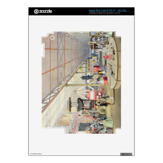 Machinery, from 'Dickinson's Comprehensive Picture iPad 3 Skin