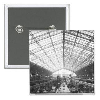 Machinery Hall, Universal Exhibition Button