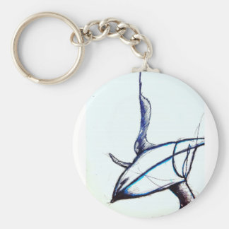 Machines of Loving Grace Keychain
