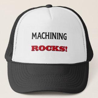 Machining Rocks Trucker Hat