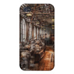 Machinist - A fully functioning machine shop iPhone 4/4S Cases