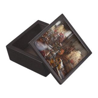Machinist - A room full of memories Keepsake Box