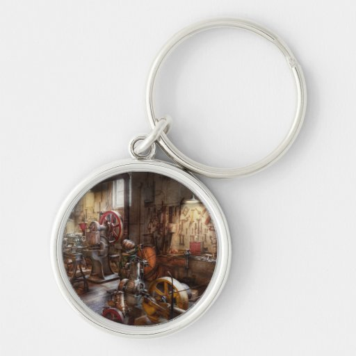 Machinist - A room full of memories Keychains