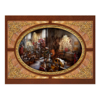 Machinist - A room full of memories Postcard