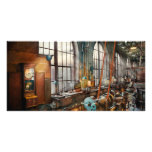 Machinist - Back in the days of yesterday Photo Card Template