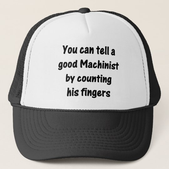 Machinist Hat