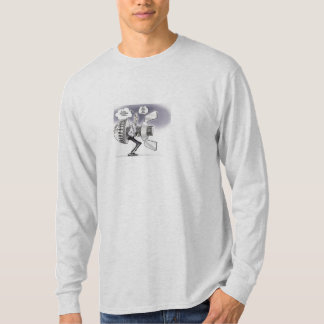 Machinist have little tolerance Long sleeve Tee