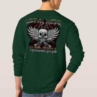 """Machinist """"Heavy Metal Machining""""  Tee shirt"""