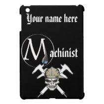 Machinist I Pad Mini Cover Case For The iPad Mini