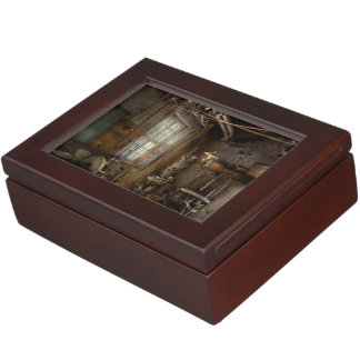 Machinist - Industrial revolution Memory Boxes
