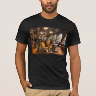 Machinist - Industrious Society T-Shirt