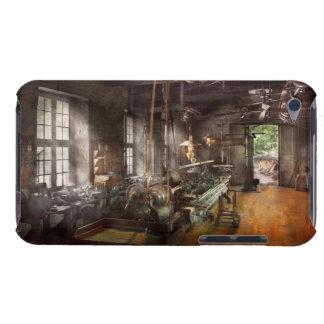 Machinist - Lathe - A long lathe iPod Touch Case
