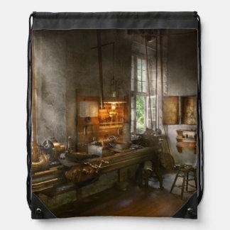 Machinist - Lathes Cinch Bags