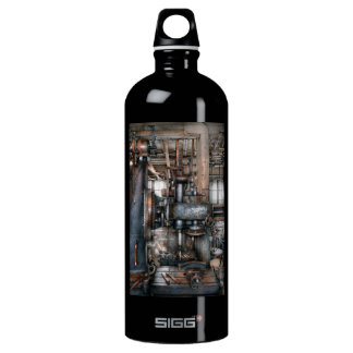 Machinist - My really cool job Aluminum Water Bottle