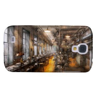 Machinist - Santa's old workshop Galaxy S4 Cases