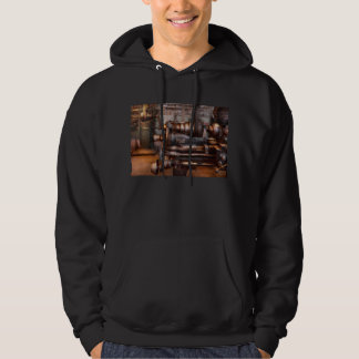 Machinist - Steampunk - 5 Speed Semi Automatic Hoodie