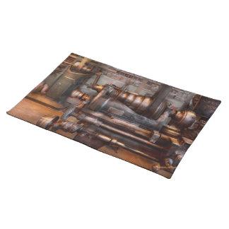 Machinist - Steampunk - 5 Speed Semi Automatic Placemat