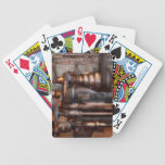 Machinist - Steampunk - 5 Speed Semi Automatic Bicycle Poker Cards