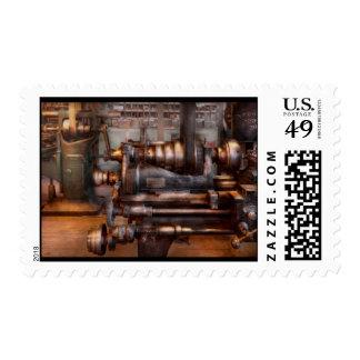 Machinist - Steampunk - 5 Speed Semi Automatic Postage Stamp