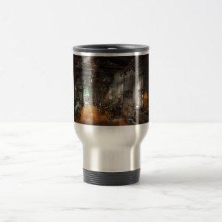 Machinist - The Millwright Travel Mug