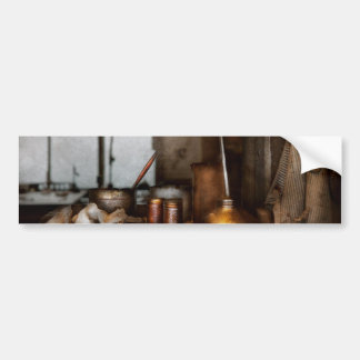 Machinist - Tool - Got Oil Bumper Sticker