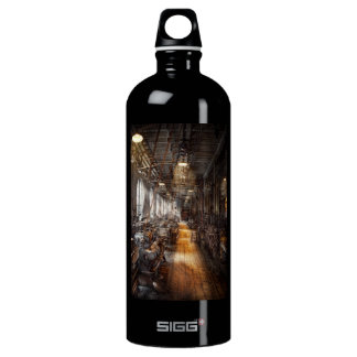 Machinist - Welcome to the workshop Water Bottle