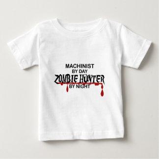 Machinist Zombie Hunter Baby T-Shirt