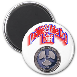 Machinist's Mates Magnet