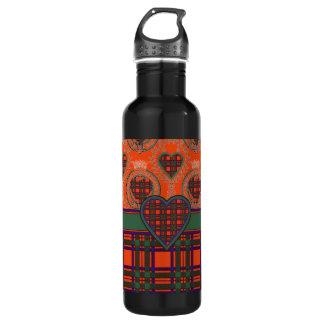 Machintosh Scottish tartan Water Bottle