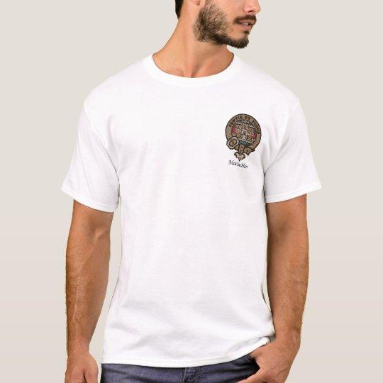 Machlachlan Clan Crest T-Shirt